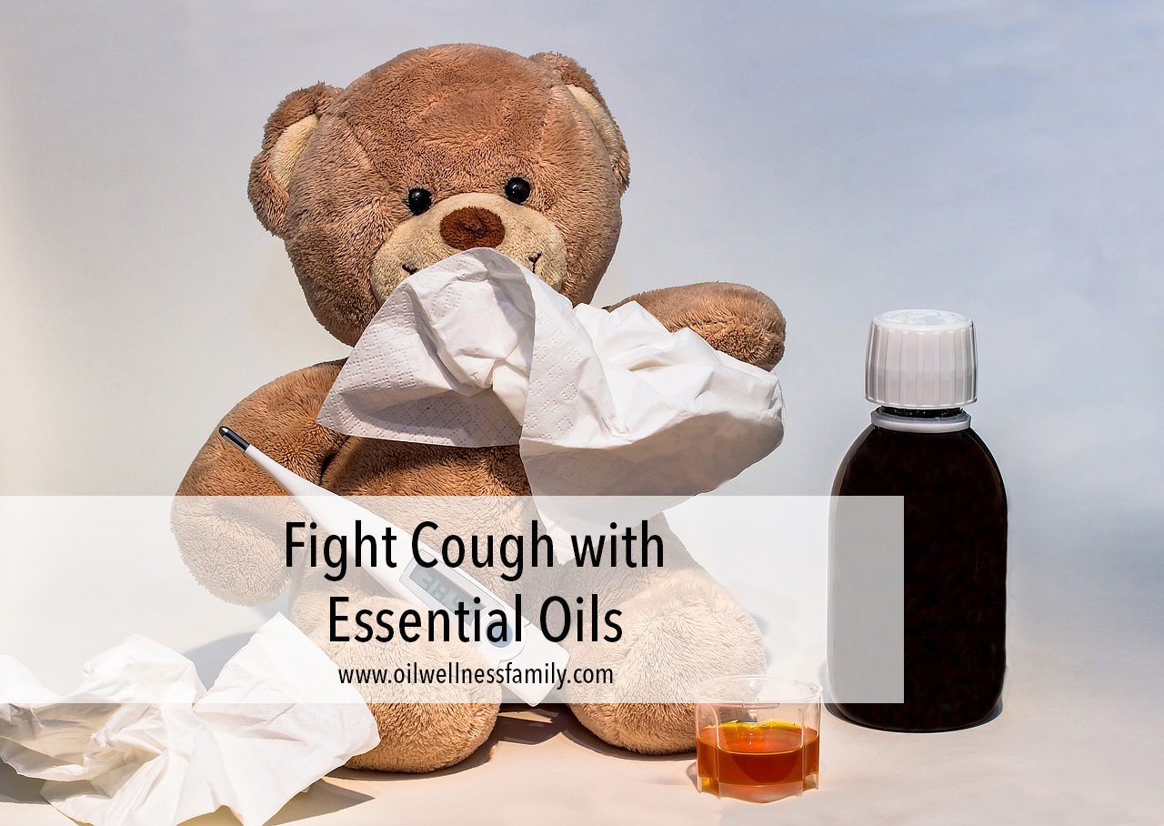 Fight Coughs with Essential OIls